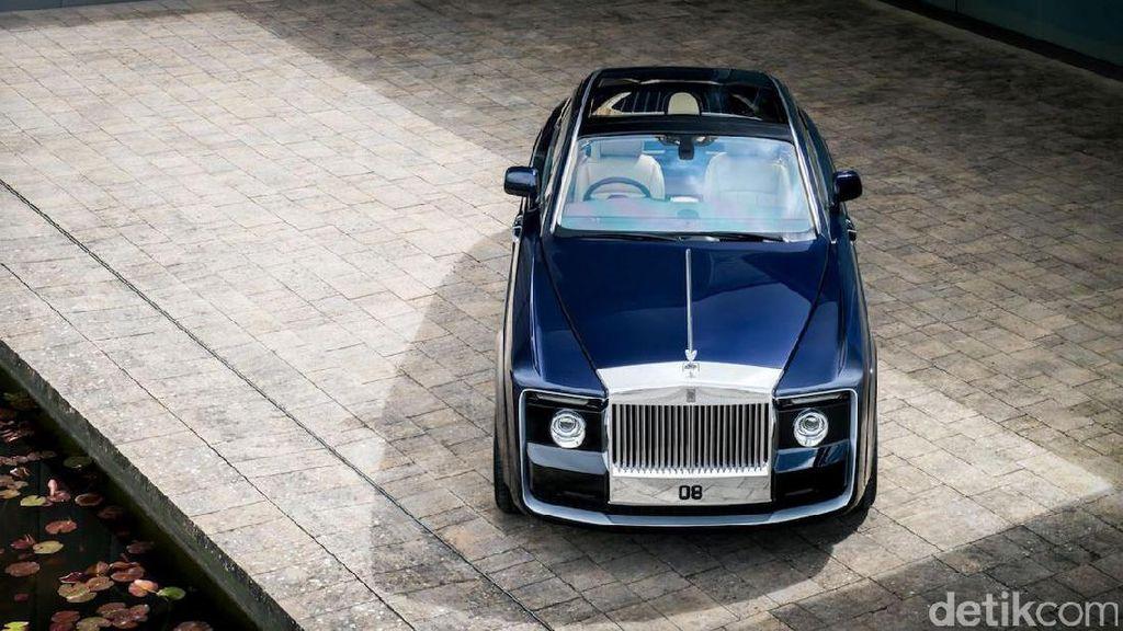 Inikah Mobil Termahal Sejagat? Harganya Ditaksir Rp 170 Miliar