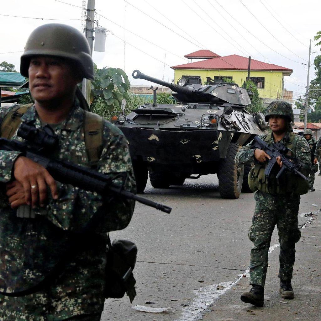 Warga: Banyak Militan Terkait ISIS di Marawi Masih Remaja