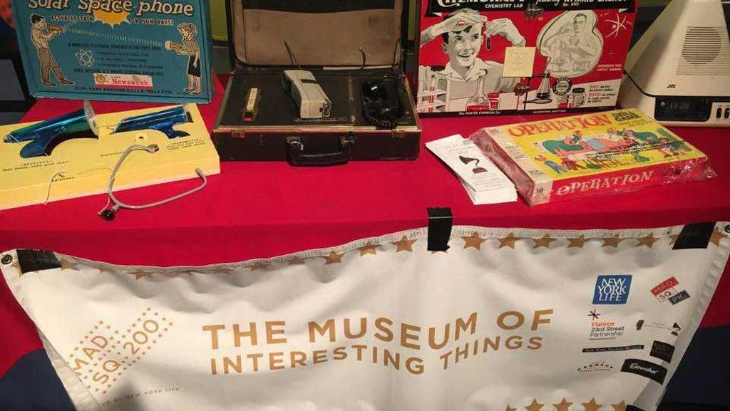 Museum di AS Mengklaim Punya Barang Paling Menarik, Percaya?