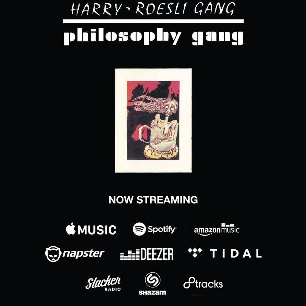 Album Philosophy Gang dari The Gang of Harry Roesli Dirilis Ulang dalam Bentuk CD