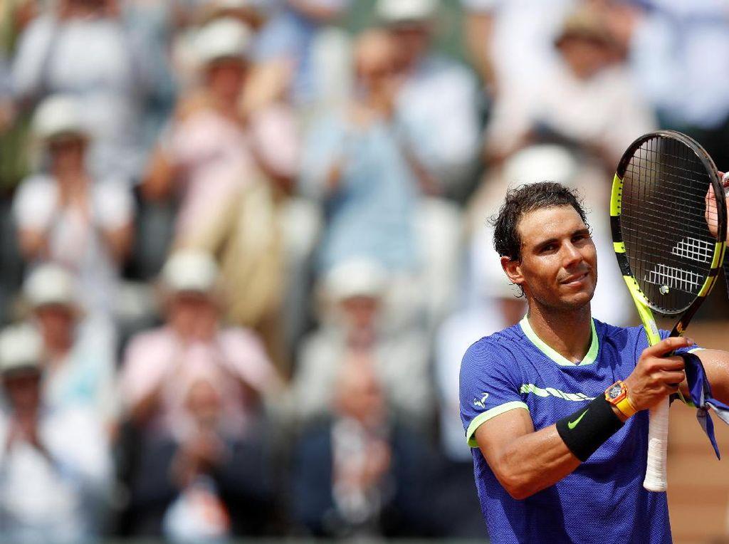 Nadal & Djokovic Menang Straight Set di Laga Pertama