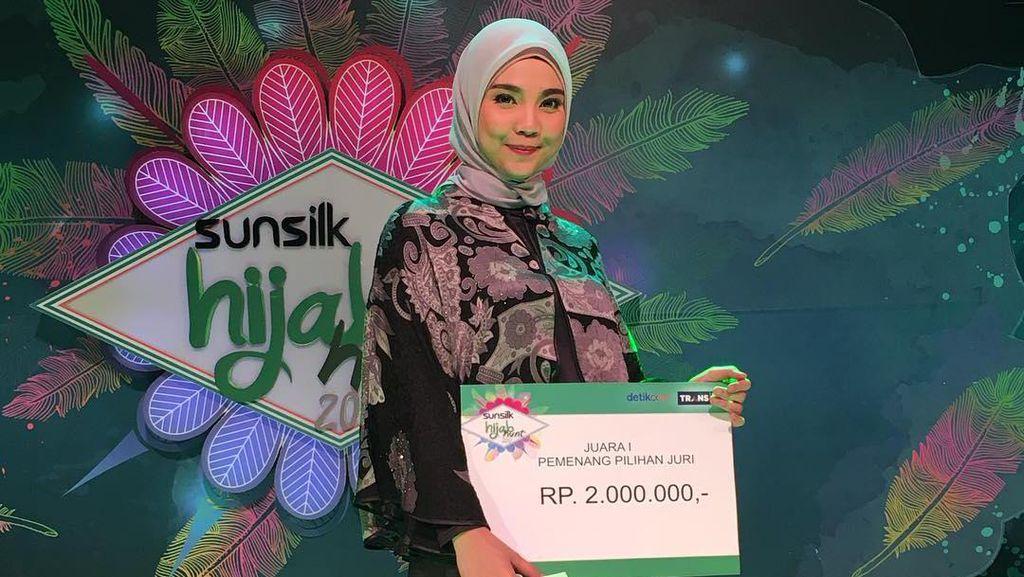 Nurmalina Oktaviani, Arsitek Cantik Jago Nyanyi Finalis Sunsilk Hijab Hunt