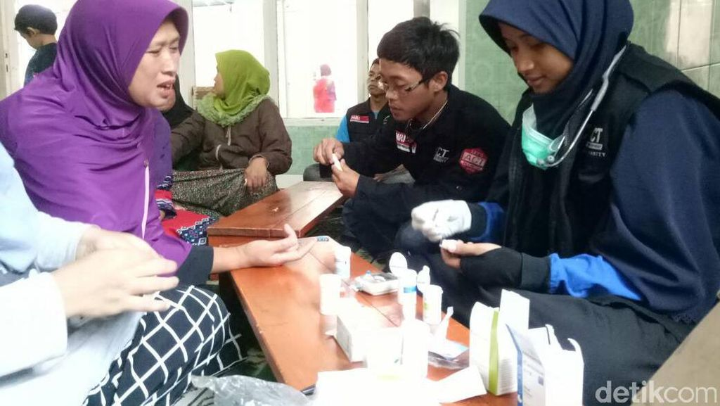 MRI Kabupaten Bandung Buka Pengobatan Gratis Sepanjang Ramadan