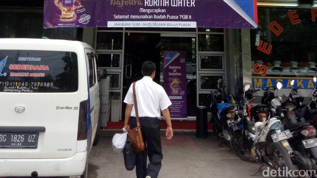 Rumah Makan Langgar Aturan, Walkot Palembang: Satpol Harus Turun
