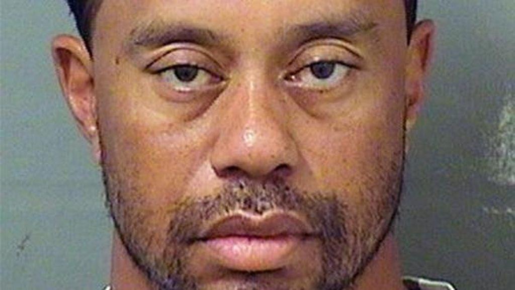 Diduga Nyetir Sambil Mabuk, Tiger Woods Ditahan Polisi
