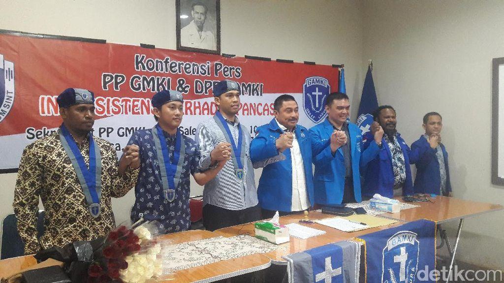 Jelang Hari Pancasila, GMKI Ingatkan Jaga Persatuan