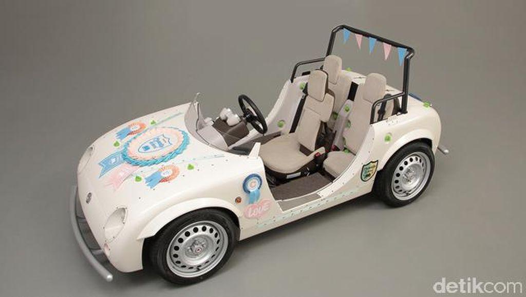 Sekolah Mengemudi Toyota untuk Anak-anak