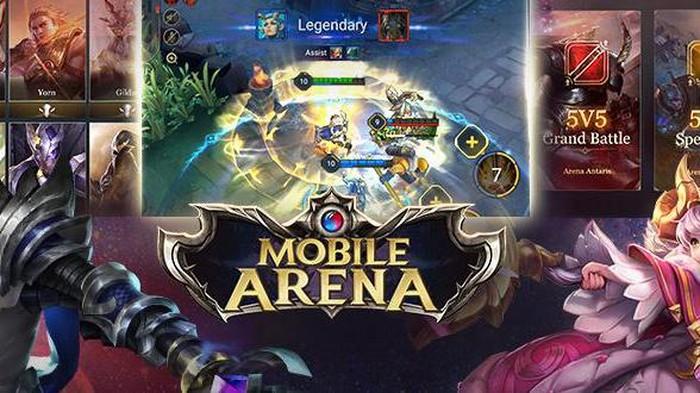 Foto: mobile arena