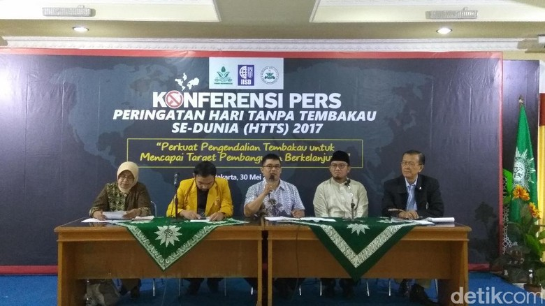 Pemuda Muhammadiyah Minta Pemerintah Tolak RUU Tembakau