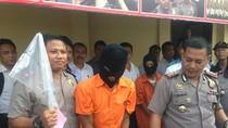 Pembunuh Penjaga Malam Bangunan di Medan Ditangkap