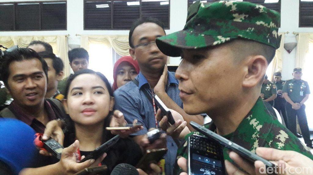 Cerita Serda Woli Ukur Kecepatan Angin dengan Rumput di AASAM 2017