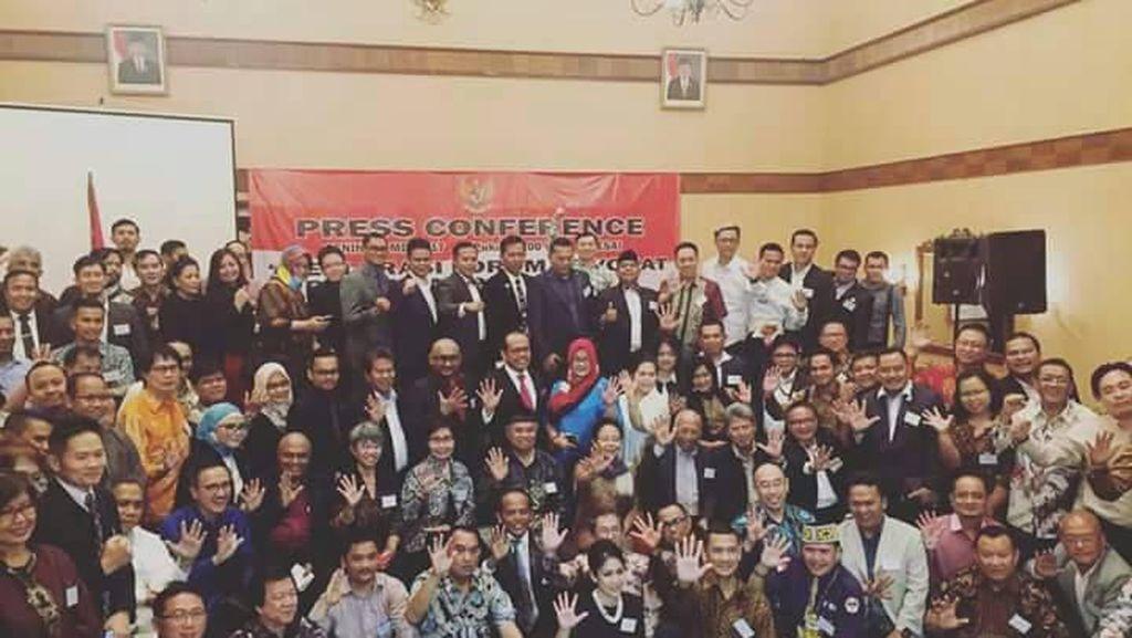 Advokat Deklarasi Tolak Paham Radikal untuk Jaga Persatuan NKRI