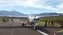 Pesawat Tergelincir, Bupati Puncak Minta Bandara Ilaga Diperpanjang