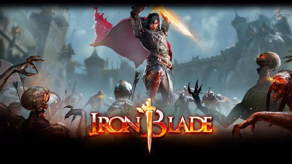 Basmi Iblis di Iron Blade: Medieval Legends