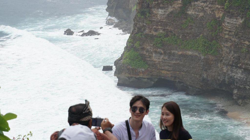 Ngapain Saja Sih Turis Korea Selatan di Bali?