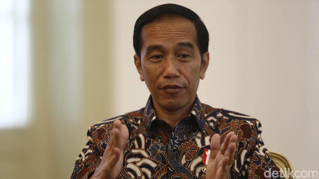 Jokowi: Mau Enggak Mau Kita Harus Kembangkan Mobil Listrik