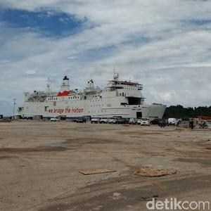 Pakai Sistem Baru, Waktu Layanan Pelabuhan Banten Dipangkas