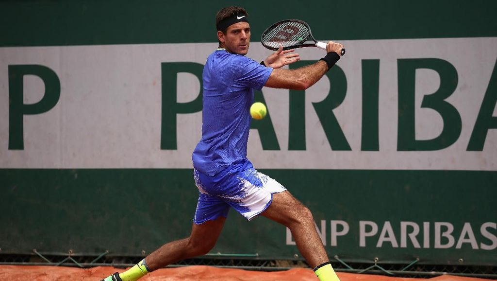 Setelah Lima Tahun Absen, Del Porto Menang Lagi di Roland Garros