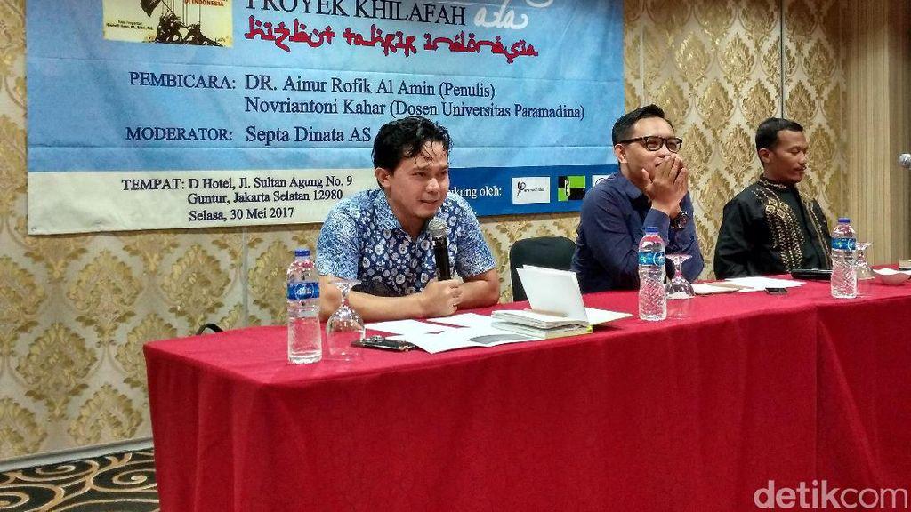 Gerakan HTI dan Gagasan Politik tentang Khilafah