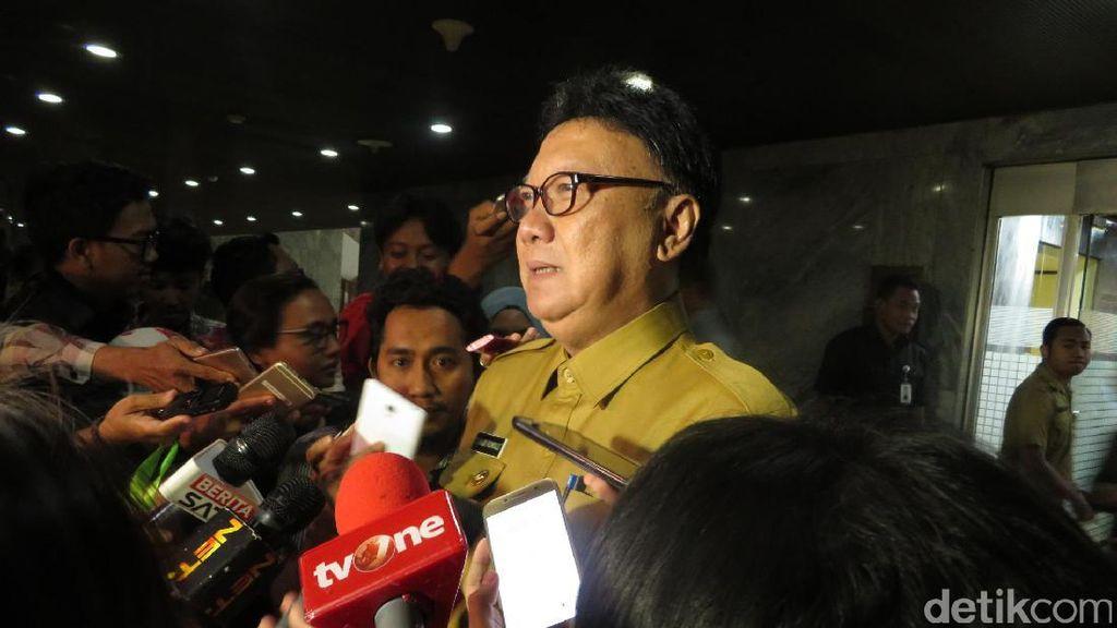 Anggota DPR Bertambah 15, Mendagri: Kecil Kalau soal Anggaran