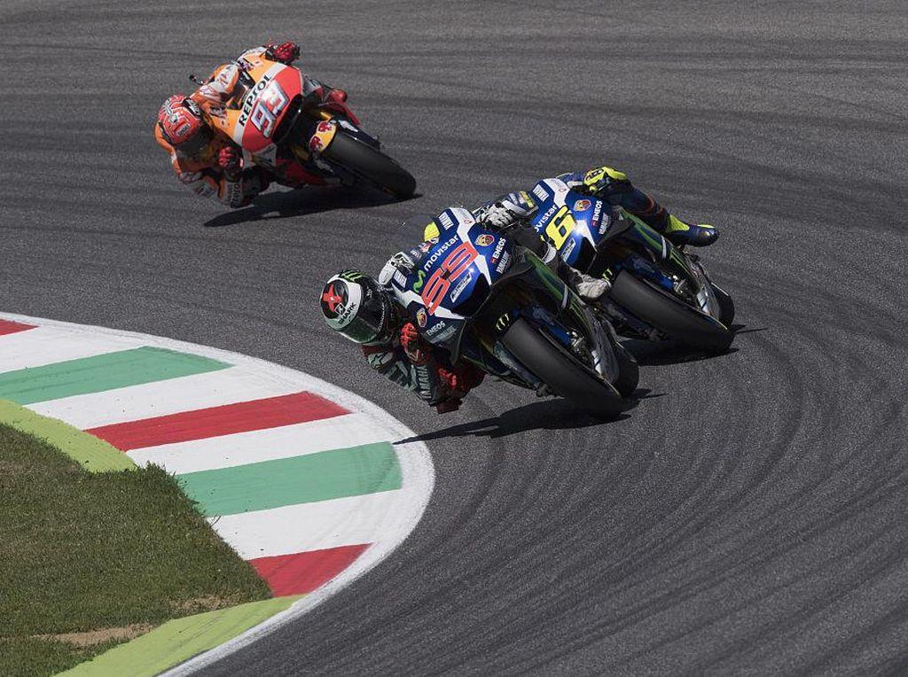 Menuju Italia, Menghadapi Dominasi Rider Spanyol