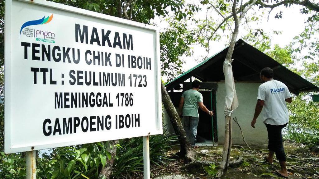 Wisata Ramadan di Sabang: Ziarah ke Makam Tengku Chik Di Iboih