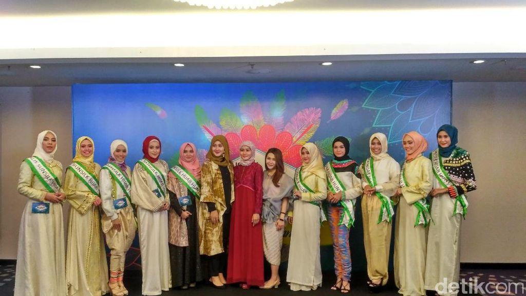 10 Finalis Sunsilk Hijab Hunt 2017 Silaturahmi dengan Hijab Hunt Family