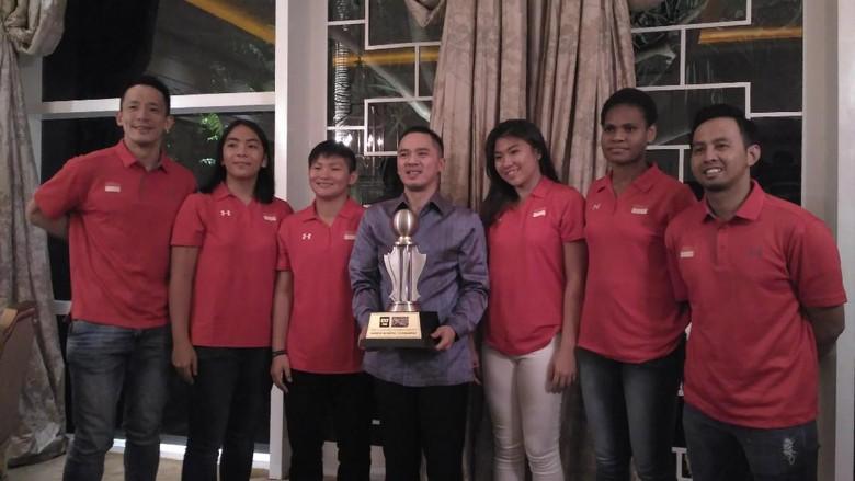 Juara di Asia, Kini Timnas Basket 3 on 3 Kejar Youth Olympic Games 2018