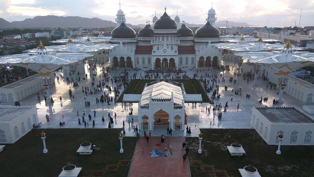 Masjid Baiturrahman dan Sejarah Perjuangan Aceh