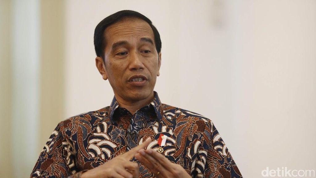 Bertemu Bos JICA, Jokowi Bahas MRT Hingga Kereta Cepat Jawa Utara