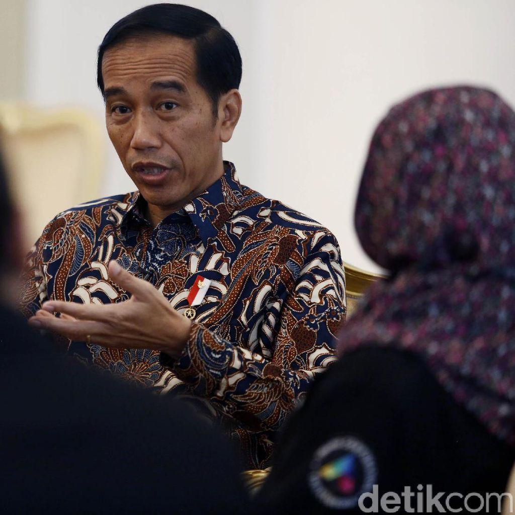 UU Pemilu Disahkan, Jokowi Hormati Putusan DPR