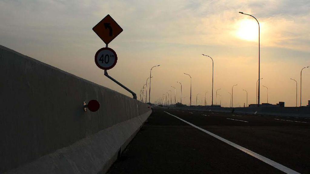 Mudik 2018 Jakarta-Semarang Tersambung Tol, Berapa Waktu Tempuhnya?