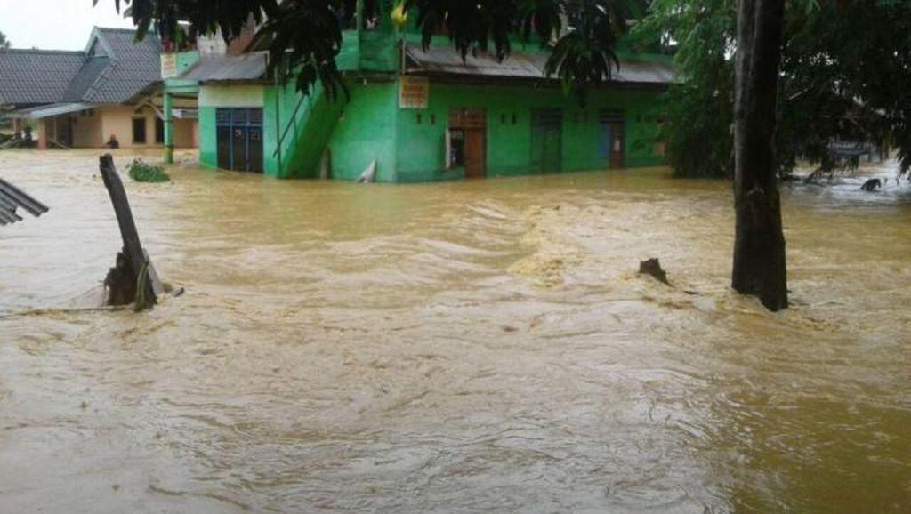 Banjir Rendam Ribuan Rumah di Sulawesi, 1 Orang Tewas dan 3 Hilang