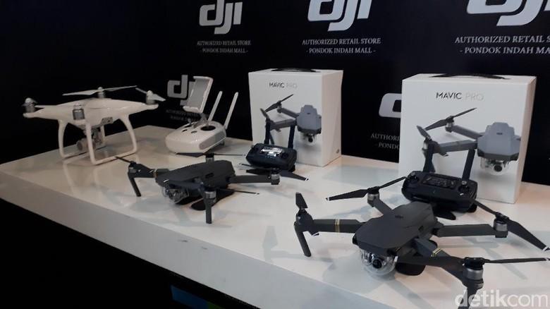 Melihat Peluang Bisnis Drone di Indonesia