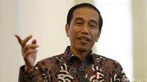 Jokowi Ingin IHSG Tembus 6.000 Tahun Ini