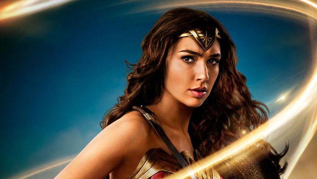 Lucu & Gemas, Ini Reaksi Murid TK Setelah Nonton Wonder Woman