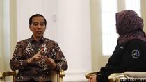Di Hari Ulang Tahun, Jokowi Bagi-bagi Sembako Keliling Bogor