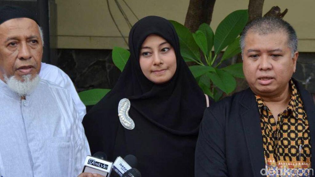 Kasus Hukum Istri Ustad Al Habsyi Dituding Lekat dengan Rekayasa