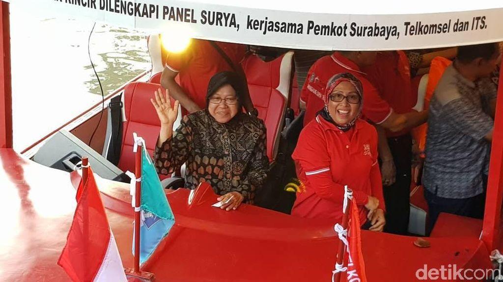 Sawunggaling Surya Transport Jadi Kado Istimewa HUT Surabaya