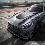 Yang Spesial dari Mercedes-AMG di Hari Jadinya Ke-50