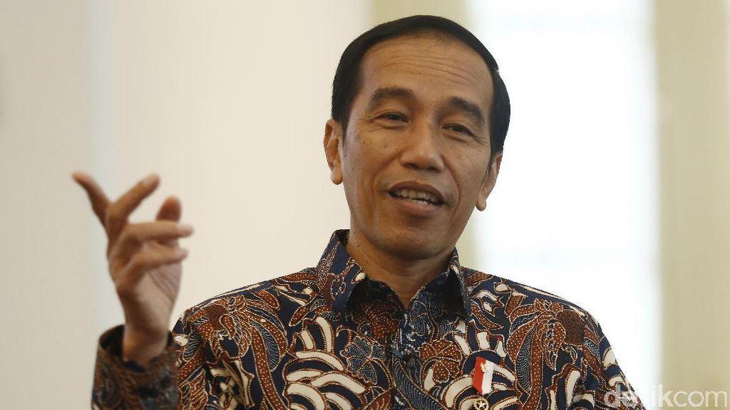 Jokowi: Ekonomi Kita Hanya Kalah dari China dan India
