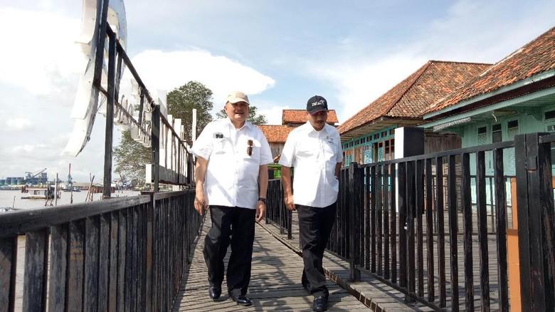 Menpar Arief Yahya di Palembang (Raja Adil Siregar/detikTravel)