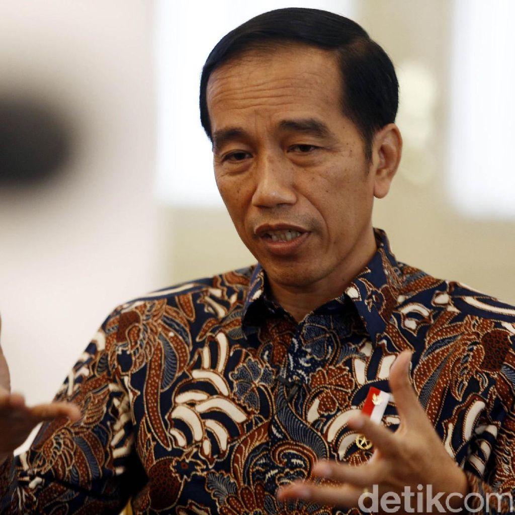 Usai Open House di Istana, Jokowi Sambangi Rumah Megawati