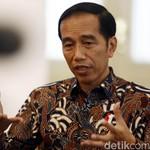 Jokowi: Dari 126 Juta Bidang Tanah, Baru 46 Juta yang Bersertifikat