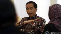 Jokowi Bicara Perpindahan Ibu Kota Hingga Reshuffle