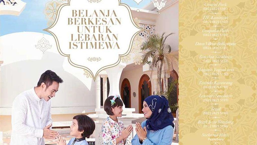 Ada Diskon Kosmetik di Transmart Selama Bulan Ramadan