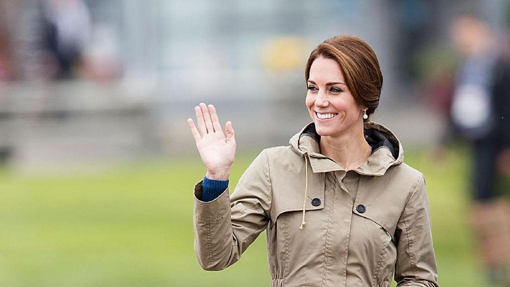 Ini Panggilan Kate Middleton Saat Masih Kecil