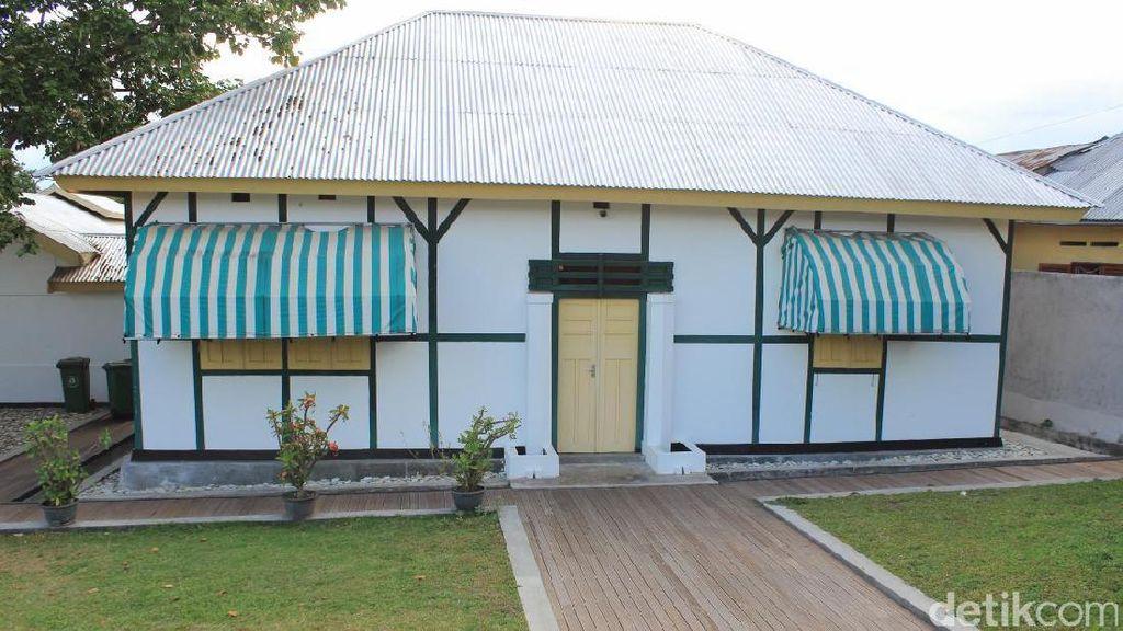 Ini Rumah Soekarno Saat Merancang Pancasila di Ende