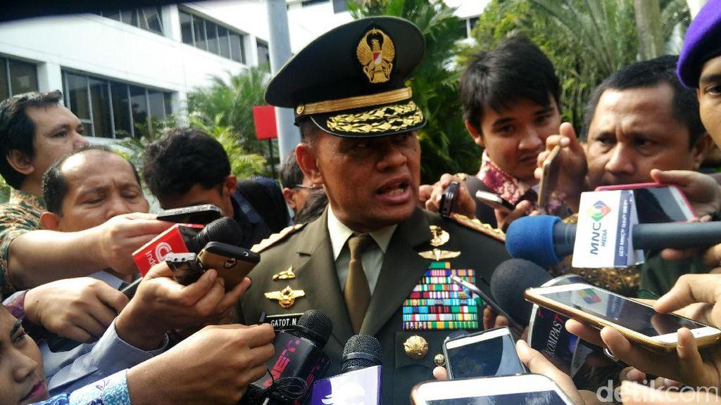 RI Mau Barter Hasil Kebun dengan Sukhoi, Ini Kata Panglima TNI