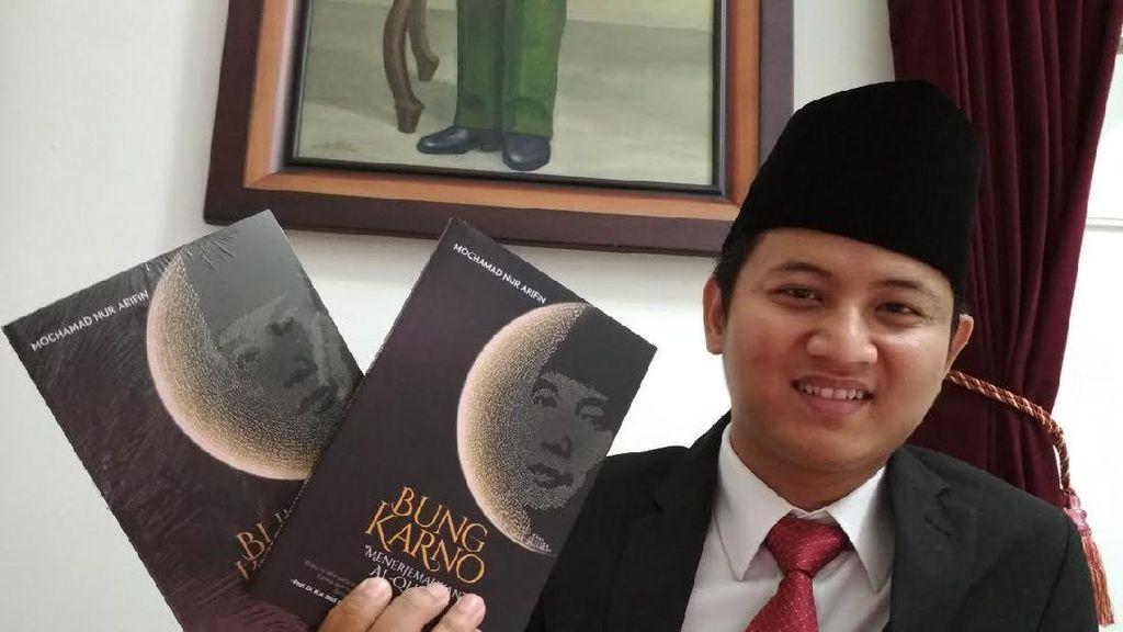 Wabup Trenggalek Luncurkan Bung Karno Menerjemahkan Al-Quran,
